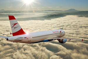 Viena, Austrian Airlines