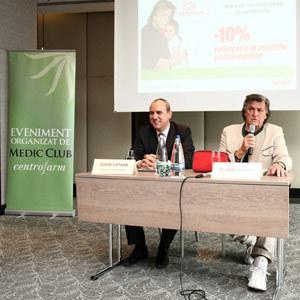 Dorin Catana, Florin Piersic