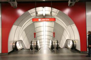 Viena, metrou