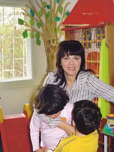 Iulia Pantazi, psiholog