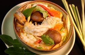 Bucataria thailandeza