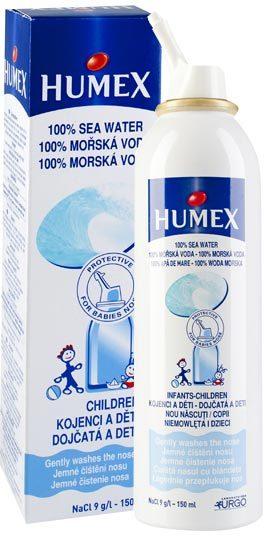 Humex 100% Apa de Mare pentru copii