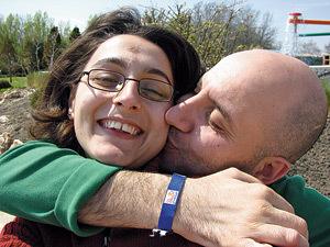 Cristina si Lucian Negoita