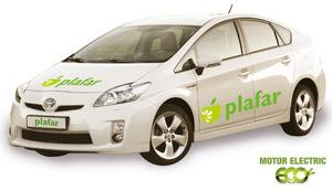Plafar, Toyota Prius