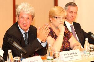 Prof. Dr. Dan Gaita, Dr. Rodica Tanasescu, Dr. Dan Deleanu