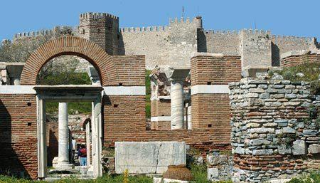 Pergam, Smirna, Efes, Laodiceea, Filadelfia, Sardes si Tiatira