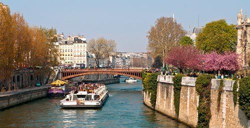 Paris, Sena