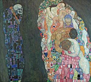 Gustav Klimt: Death and Life, 1910/15 ©Leopold Museum, Wien