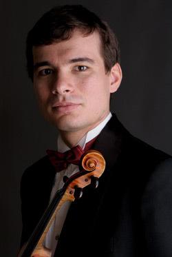 Alexandru Tomescu, violonist