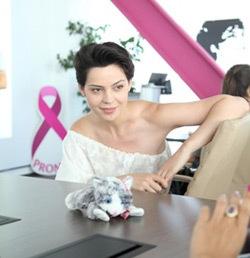 Maria Diculescu, actrita