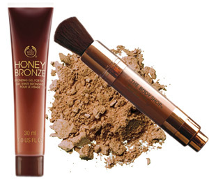 The Body Shop Honey Bronze, Brilliance Powder