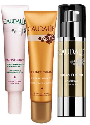 Produse dermocosmetice Caudalie