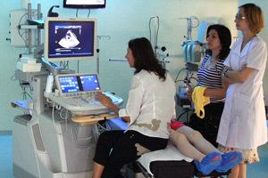 Departamentului de Cardiochirurgie al Spitalului de copii Marie Curie