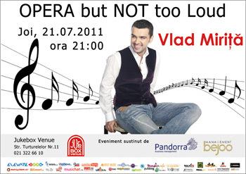 Opera, Vlad Mirita, Jukebox