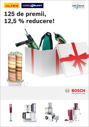 Bosch, Altex, Media Galaxy