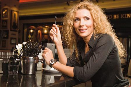 Carmen Bruma, prezentatoare tv