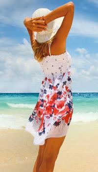Soare, miscare, plaja