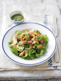 Salata cu creveti