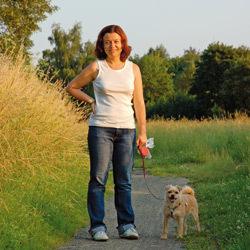 Plimbare cu cainele