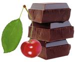 Cirese + ciocolata neagra