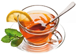 Ceai verde + lamaie
