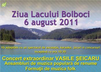 Ziua Lacului Bolboci