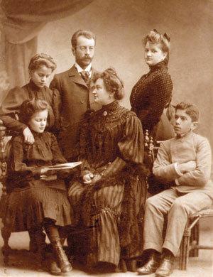 familie, fotografie