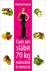 Monica Ramirez, Cum am slabit 70 kg, Editura Tritonic