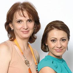 Daniela Palade Teodorescu, Lorena Luchian