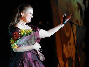 Soprana Felicia Filip