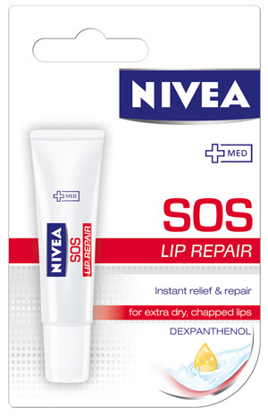 NIVEA Lip Care SOS Lip Relief