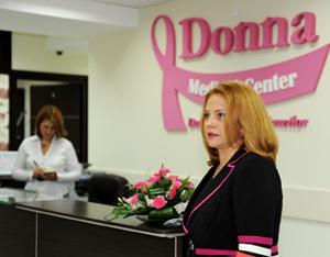 Donna Medical Center - o clinica dedicata femeilor
