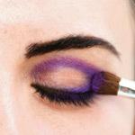 make-up smoky