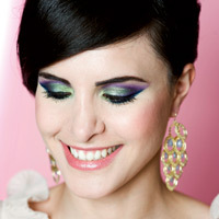 make-up smoky