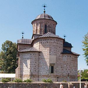 Biserica si Palatul Domnesc