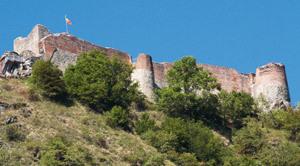 Cetatea de la Poienari