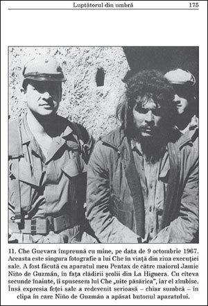 Felix I. Rodriguez, Che Guevara