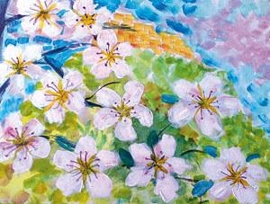 Roxana Irimia, pictura