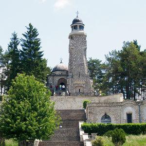 Monumentul eroilor, Mateias