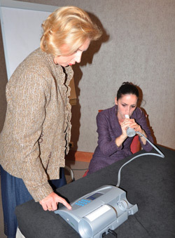 plaman, BPOC, spirometrie