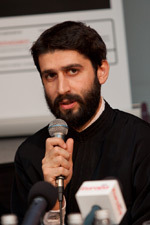 Daniel Ganga, preot