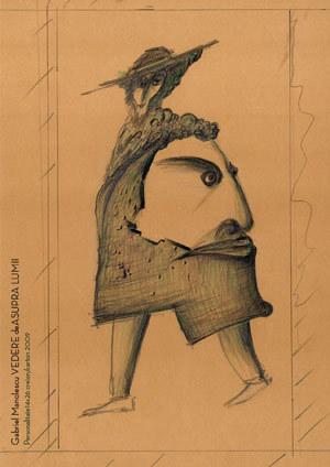 Gabriel Manolescu, grafica