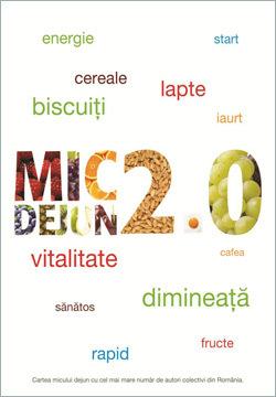 Fanii belVita Start de pe Facebook co-autori ai cartii Mic Dejun 2.0