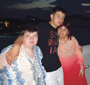 Dorica Dan, Oana, Alex