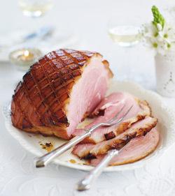 Friptura glazurata de porc
