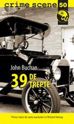 39 de trepte, de John Buchan