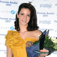 Actrita Ada Condeescu