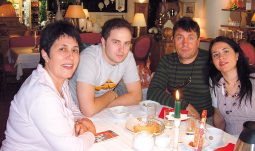 Familia Manolescu