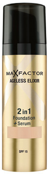 Max Factor Ageless Elixir 2 in 1