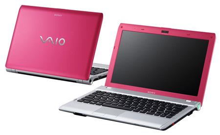 Laptop Sony Vaio VPCYB3V1E/P